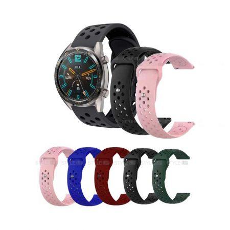 خرید بند سیلیکونی ساعت هواوی Huawei Watch GT 2 46mm مدل Nike