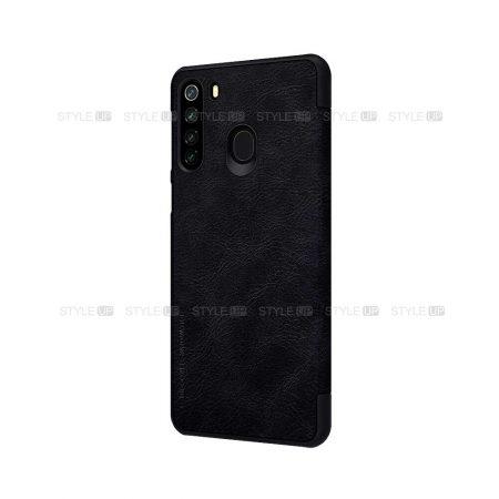 خرید کیف چرمی نیلکین گوشی سامسونگ Samsung Galaxy A21 مدل Qin