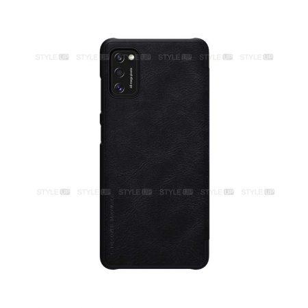خرید کیف چرمی نیلکین گوشی سامسونگ Samsung Galaxy A41 مدل Qin