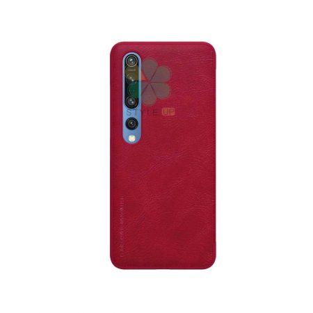 خرید کیف چرمی نیلکین گوشی شیائومی Xiaomi Mi 10 Pro 5G مدل Qin