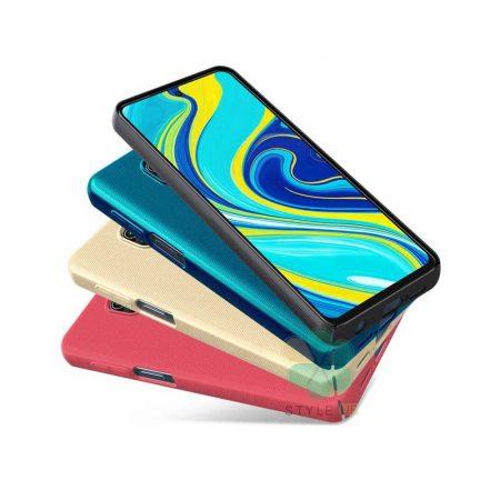 خرید قاب نیلکین گوشی شیائومی Redmi Note 9 Pro Max مدل Frosted