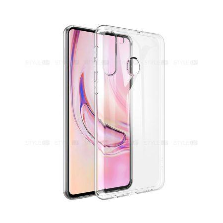 خرید قاب گوشی سامسونگ Samsung Galaxy A21 مدل ژله ای شفاف