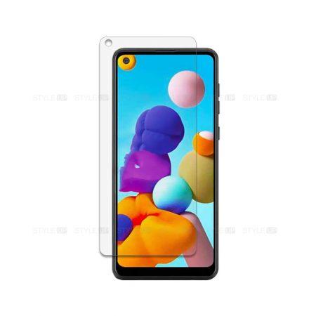 خرید محافظ صفحه نانو گوشی سامسونگ Samsung Galaxy A21