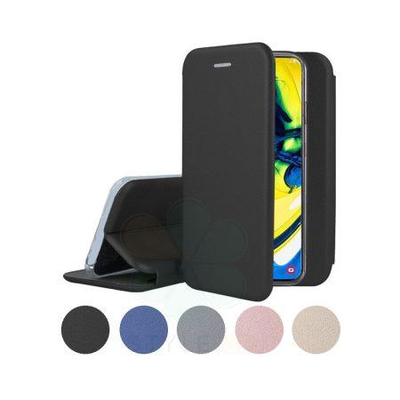 خرید کیف کلاسوری چرمی گوشی سامسونگ Samsung Galaxy A80 / A90