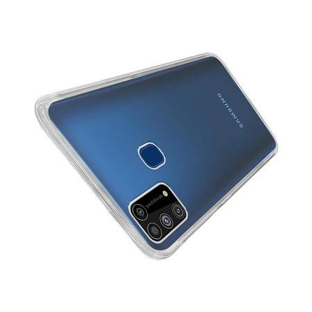 خرید قاب گوشی سامسونگ Samsung Galaxy M31 مدل ژله ای شفاف