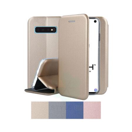 خرید کیف کلاسوری چرمی گوشی سامسونگ Samsung Galaxy S10