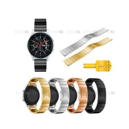 خرید بند فلزی ساعت سامسونگ Galaxy Watch 46mm مدل Link Bracelet
