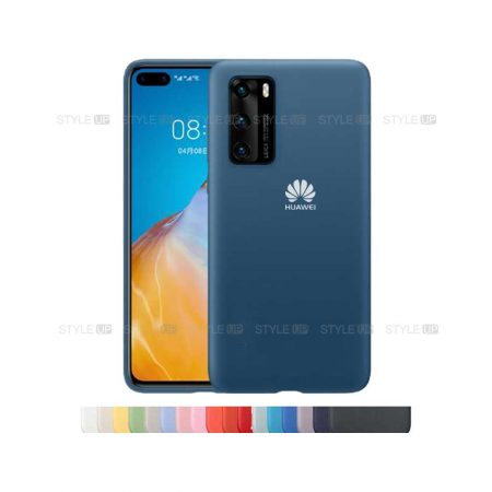 خرید قاب گوشی هواوی پی 40 - Huawei P40 مدل سیلیکونی