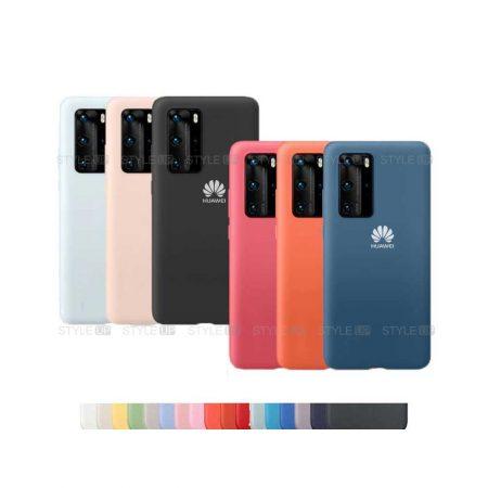 خرید قاب گوشی هواوی پی 40 پرو - Huawei P40 Pro مدل سیلیکونی