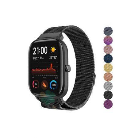 خرید بند استیل ساعت شیائومی Xiaomi Amazfit GTS مدل New Milanese