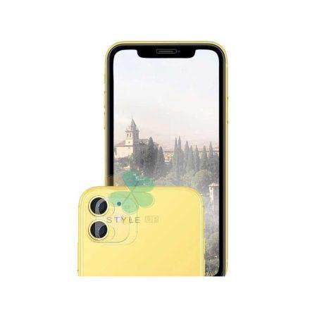 خرید محافظ گلس لنز دوربین گوشی اپل آیفون 11 - Apple iPhone 11