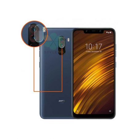 خرید گلس لنز دوربین گوشی شیائومی Xiaomi Pocophone F1