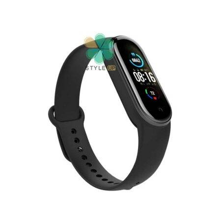 خرید بند مچ بند هوشمند شیائومی Xiaomi Mi Band 5 مدل سیلیکونی