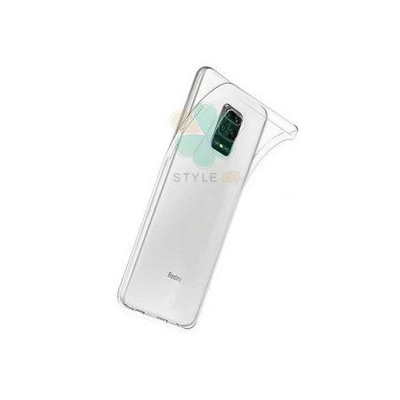 خرید قاب گوشی شیائومی Redmi Note 9s / 9 Pro مدل ژله ای شفاف