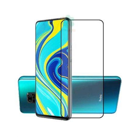 خرید گلس گوشی شیائومی Redmi Note 9s / 9 Pro مدل تمام صفحه