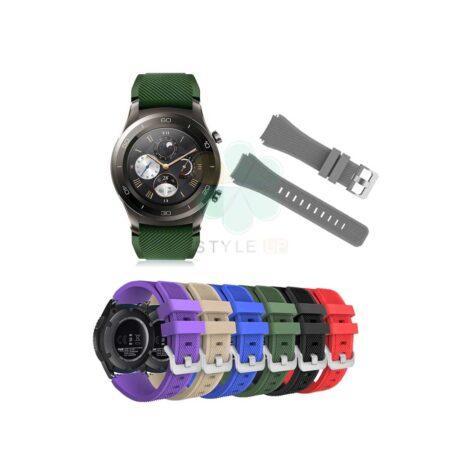 خرید بند سیلیکونی ساعت هواوی واچ Huawei Watch 2 Classic