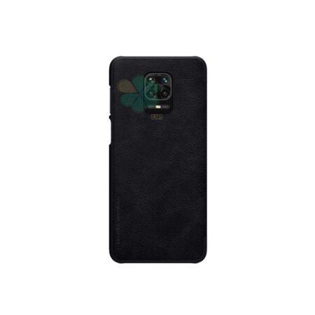 خرید کیف چرمی نیلکین گوشی شیائومی Redmi Note 9s / 9 Pro مدل Qin