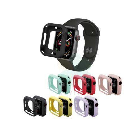 خرید کاور ساعت اپل واچ Apple Watch 40mm مدل سیلیکونی