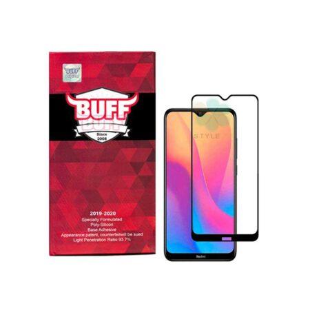 خرید محافظ صفحه گلس گوشی شیائومی Redmi 8 مدل Buff 5D