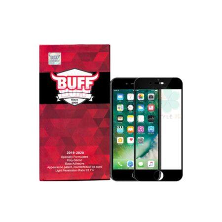 خرید محافظ صفحه گلس گوشی آیفون Apple iPhone SE 2020 مدل Buff 5D