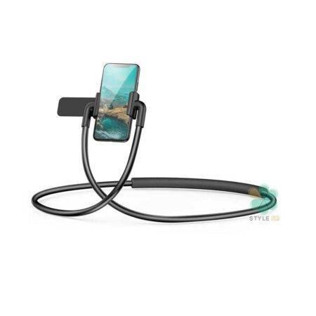 نگهدارنده گوشی و تبلت بیسوس Baseus Neck-Mounted Lazy Bracket
