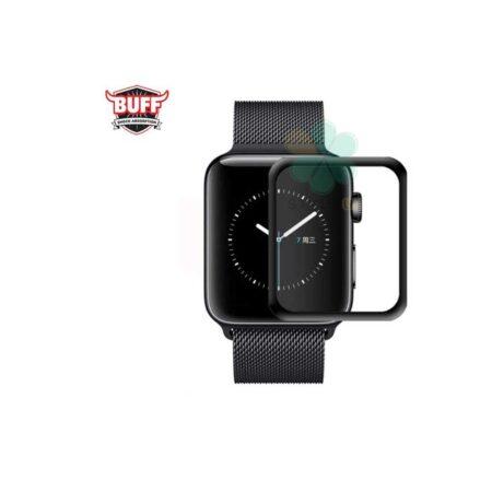 خرید محافظ صفحه گلس ساعت اپل واچ Apple Watch 42mm مدل Buff 5D