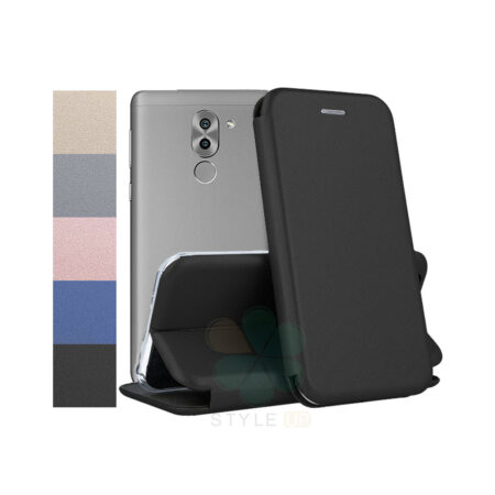 خرید کیف کلاسوری چرمی گوشی هواوی Huawei Honor 6X