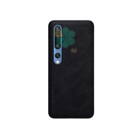 خرید کیف چرمی نیلکین گوشی شیائومی Xiaomi Mi 10 5G مدل Qin
