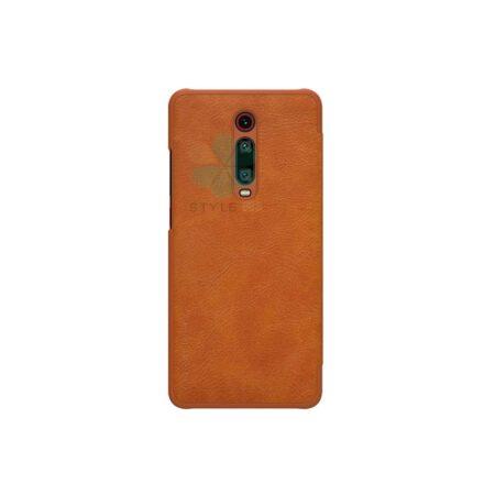 خرید کیف چرمی نیلکین گوشی شیائومی Redmi K20 / K20 Pro مدل Qin