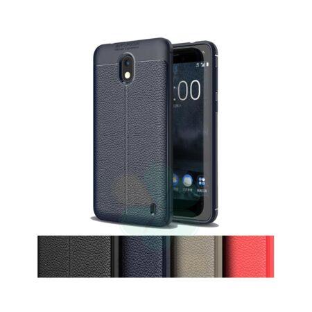 خرید کاور ژله ای گوشی نوکیا 2 - Nokia 2 مدل اتوفوکوس
