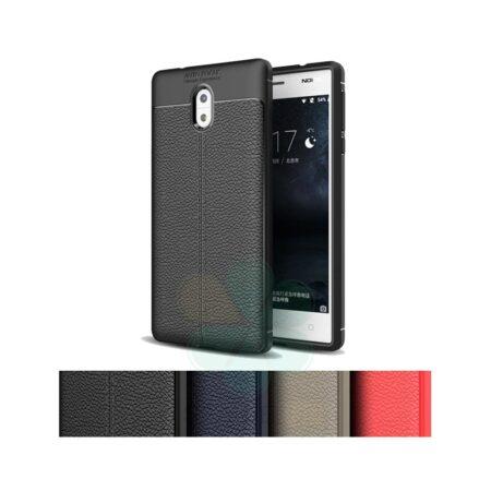 خرید کاور ژله ای گوشی نوکیا 3 - Nokia 3 مدل اتوفوکوس