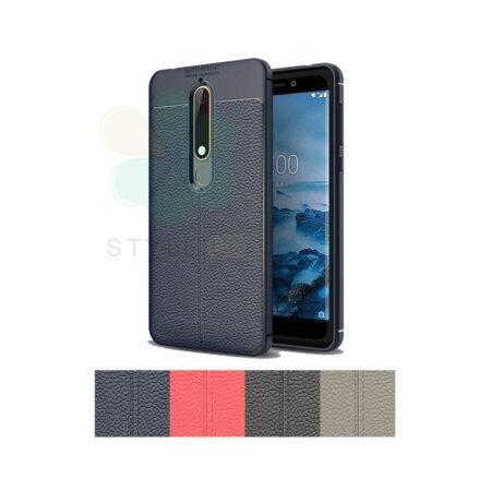 خرید کاور ژله ای گوشی نوکیا 6.1 - Nokia 6 2018 مدل اتوفوکوس