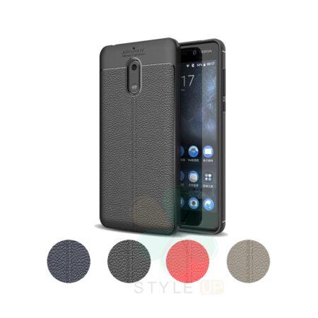 خرید کاور ژله ای گوشی نوکیا 6 - Nokia 6 مدل اتوفوکوس