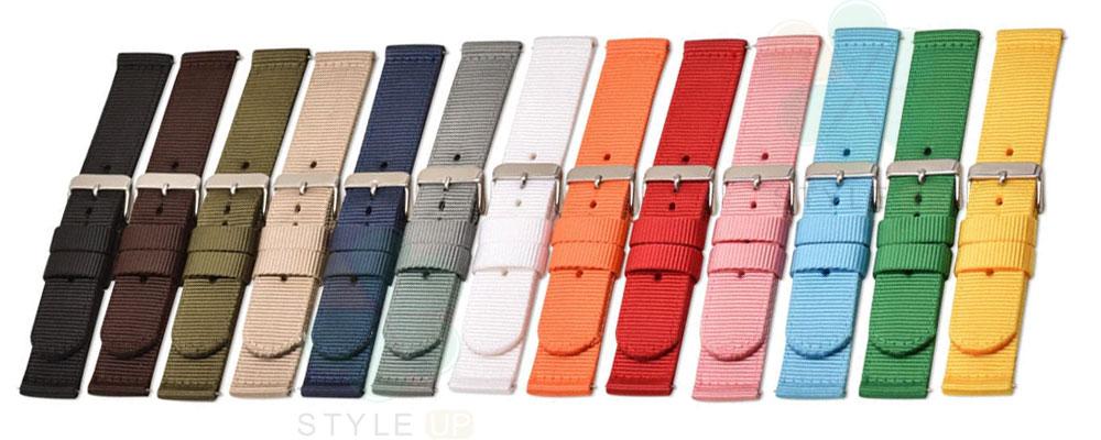 خرید بند ساعت سامسونگ Samsung Galaxy Watch Active 46mm مدل پارچه ای