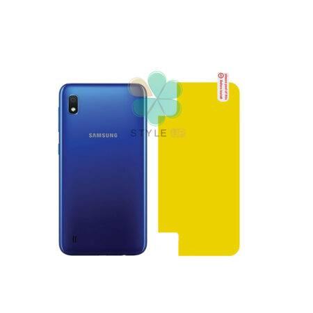خرید برچسب محافظ نانو پشت گوشی سامسونگ Samsung Galaxy A10