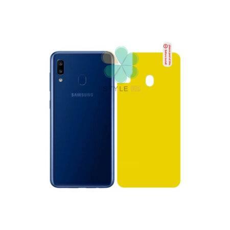 خرید برچسب محافظ نانو پشت گوشی سامسونگ Samsung Galaxy A20