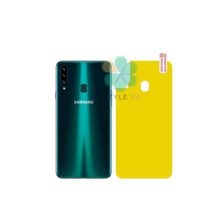 خرید برچسب محافظ نانو پشت گوشی سامسونگ Samsung Galaxy A20s