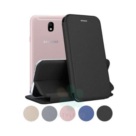 خرید کیف کلاسوری چرمی گوشی سامسونگ Samsung Galaxy J7 Pro