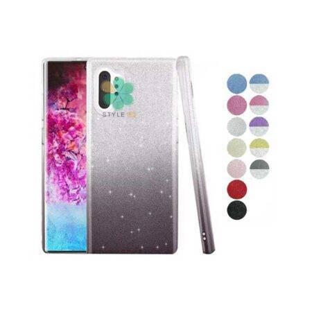 خرید قاب گوشی سامسونگ Galaxy Note 10 Plus مدل ژله ای اکلیلی