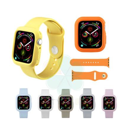 خرید ست بند و کاور ساعت اپل واچ Apple Watch 42mm مدل سیلیکونی