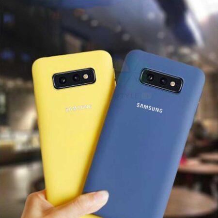 خرید قاب گوشی سامسونگ Samsung Galaxy S10e مدل سیلیکونی