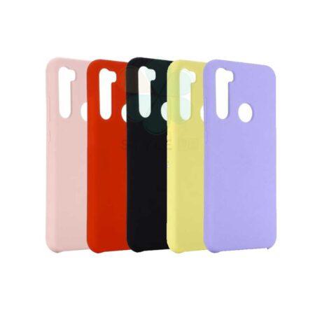 خرید قاب گوشی شیائومی Xiaomi Redmi Note 8 مدل سیلیکونی