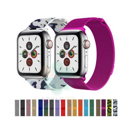 خرید بند ساعت اپل واچ Apple Watch 42/44mm مدل New Milanese