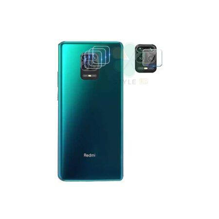 خرید محافظ گلس لنز گوشی شیائومی Xiaomi Redmi Note 9s / 9 Pro