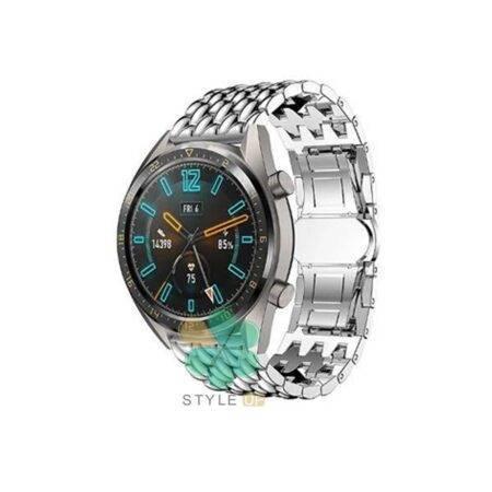 خرید بند ساعت هواوی واچ Huawei Watch GT 2 46mm مدل فلزی طرح دراگون