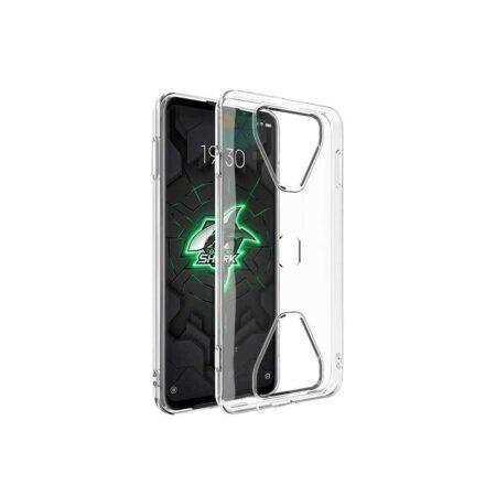خرید قاب گوشی شیائومی Black Shark 3 Pro مدل ژله ای شفاف