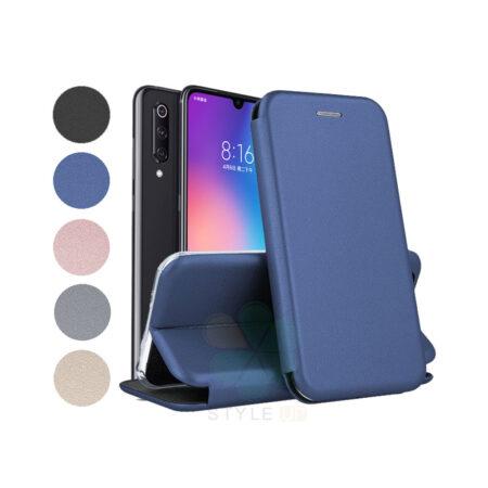 خرید کیف کلاسوری چرمی گوشی شیائومی می Xiaomi Mi 9