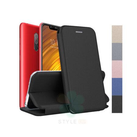 کیف کلاسوری چرمی گوشی شیائومی Xiaomi Pocophone F1
