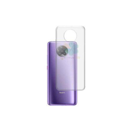 خرید قاب گوشی شیائومی Redmi K30 Pro مدل ژله ای شفاف