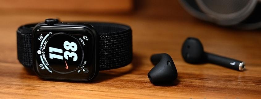 اتصال همزمان هندزفری و ساعت هوشمند به گوشی